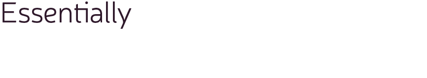 Essentially Catering Magazine logo