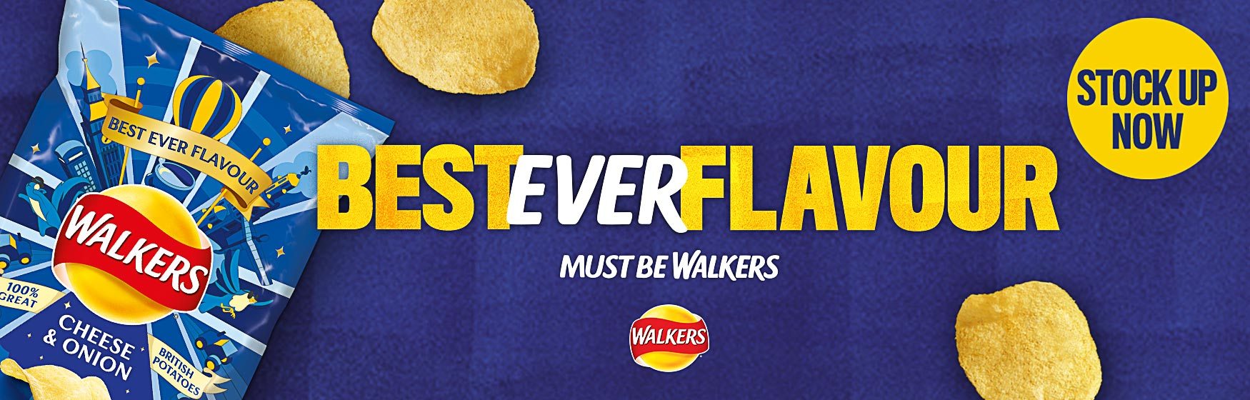 Walkers Best flavour ever