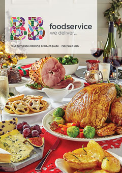 Catering Product Guide Winter 2017