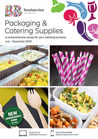 Packaging & Catering Supplies product guide 2018