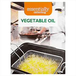 Essentially Catering Bottle in Box Vegetable Oil
