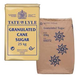 Tate & Lyle/British Sugar Granulated Sugar