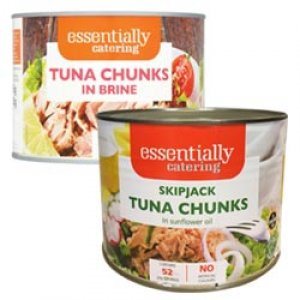 Tuna Chunks in Sunflower Oil/in Brine